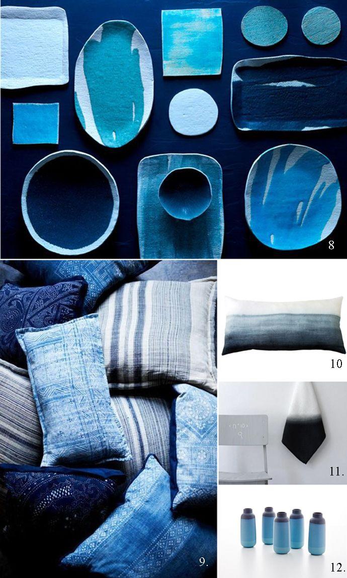 Indigo colour image3 | sky | Pinterest | Indigo, Farben und Ton
