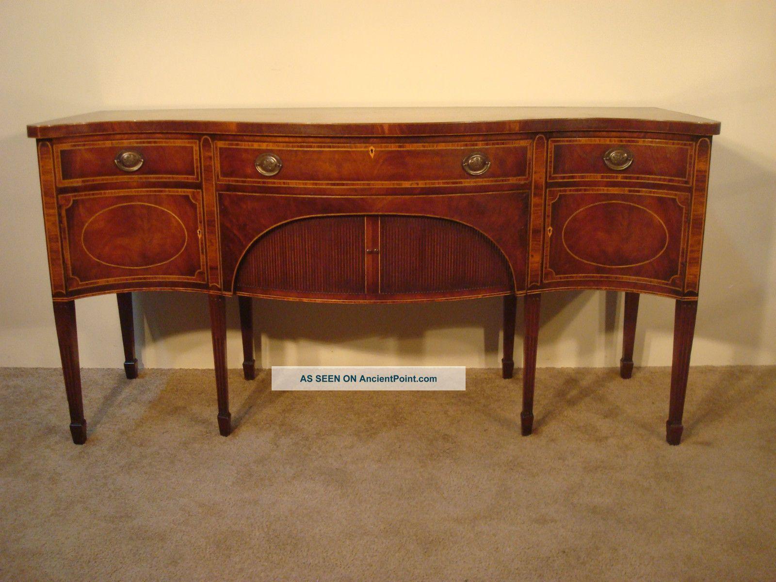 Antique Baker Furniture Sideboard furniture and similar decor on ...