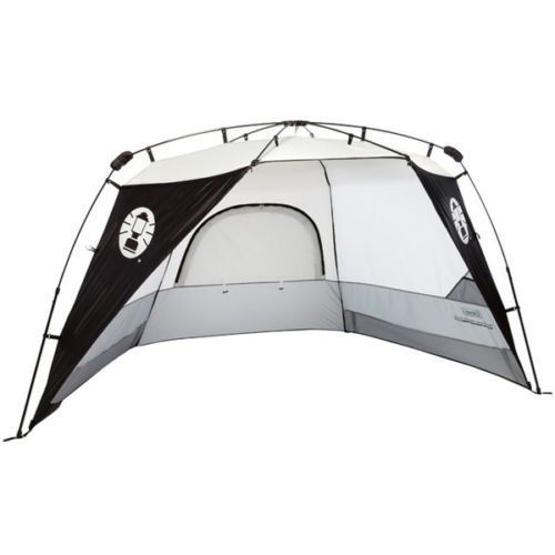 Coleman Outdoor Sun Shade Pop Up Tent Sports Beach Umbrella Canopy Gazebo C&in  sc 1 st  Pinterest : coleman pop up canopy - memphite.com