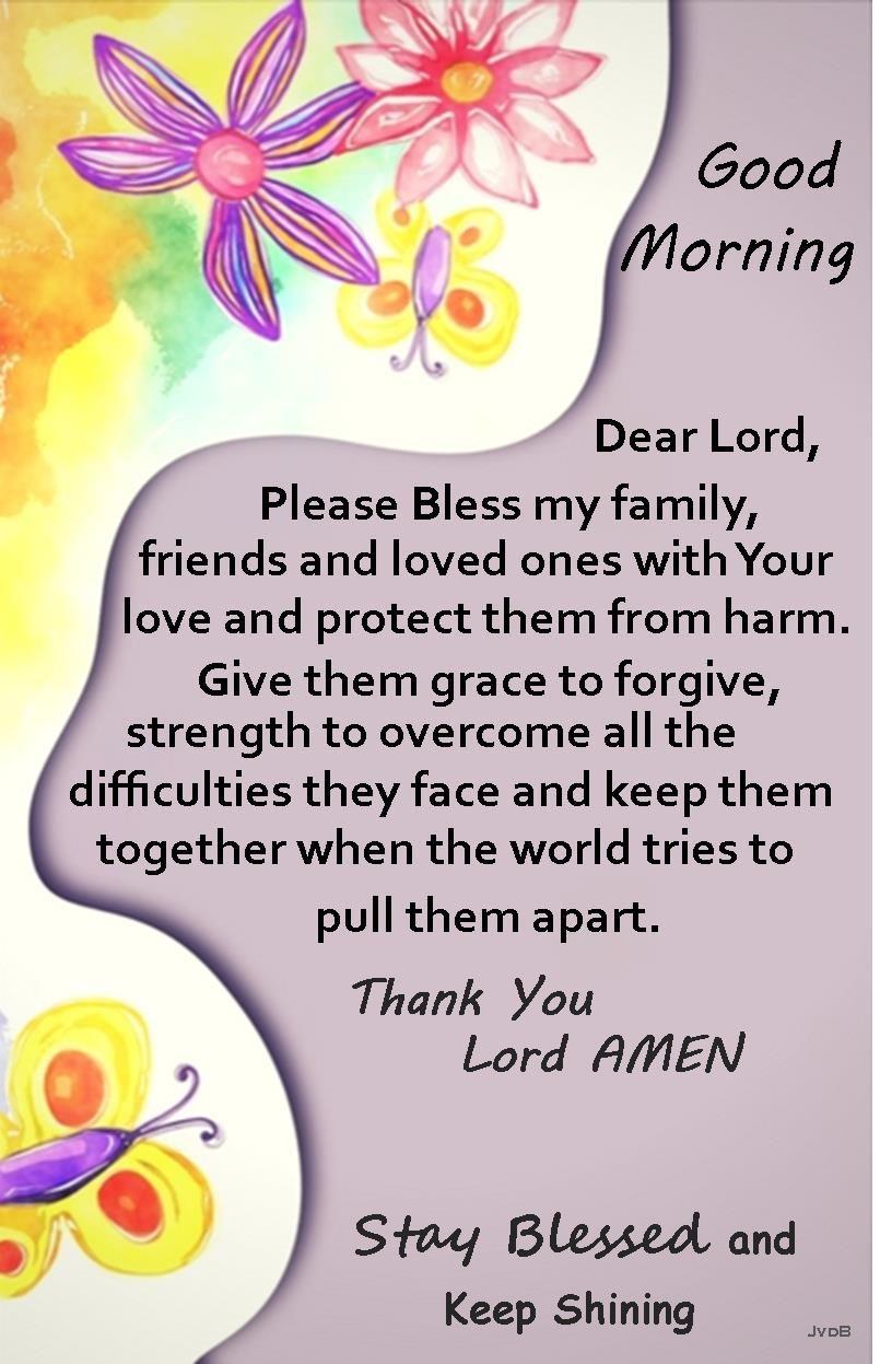 Good Morning Inspirations Prayers  Good morning motivation, Good