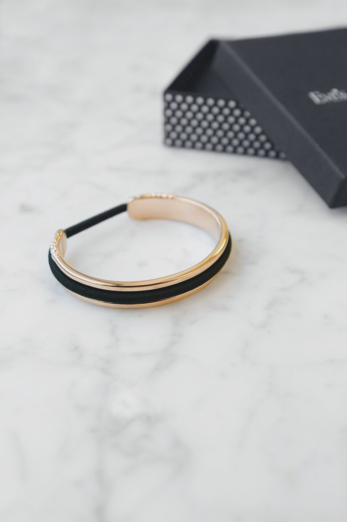 Maria Shireen Classic Gold Hair Tie Bracelet in 2019  3f3375207d3