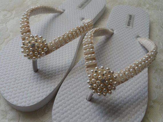 Tus SandalsWedding Para 10 OjotasBridal Ideas Decorar uTPiZOkX