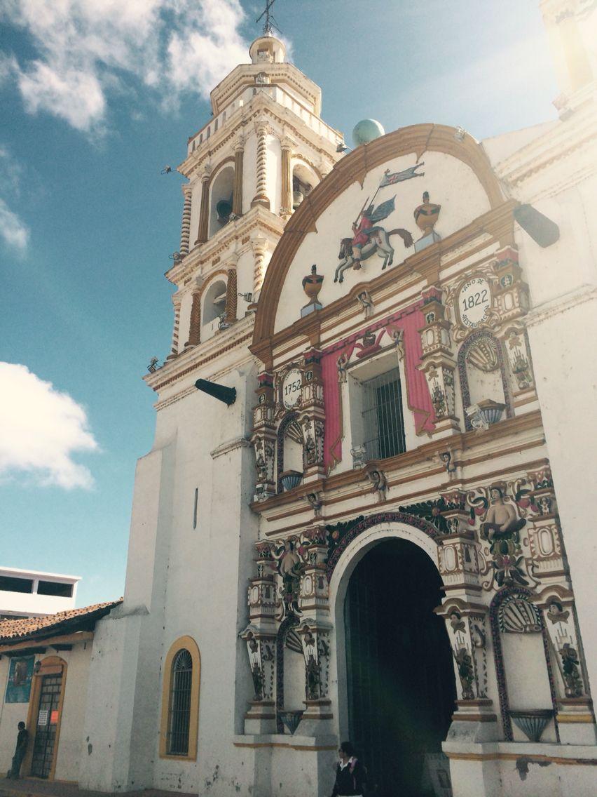 Catedral de Chignahuapan, Puebla