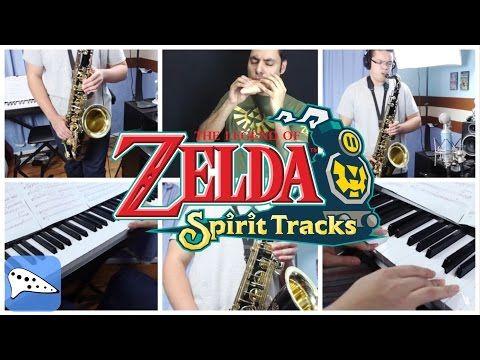 Realm Overworld - Legend of Zelda: Spirit Tracks - David Erick Ramos (ft. insanetherainmusic) - YouTube