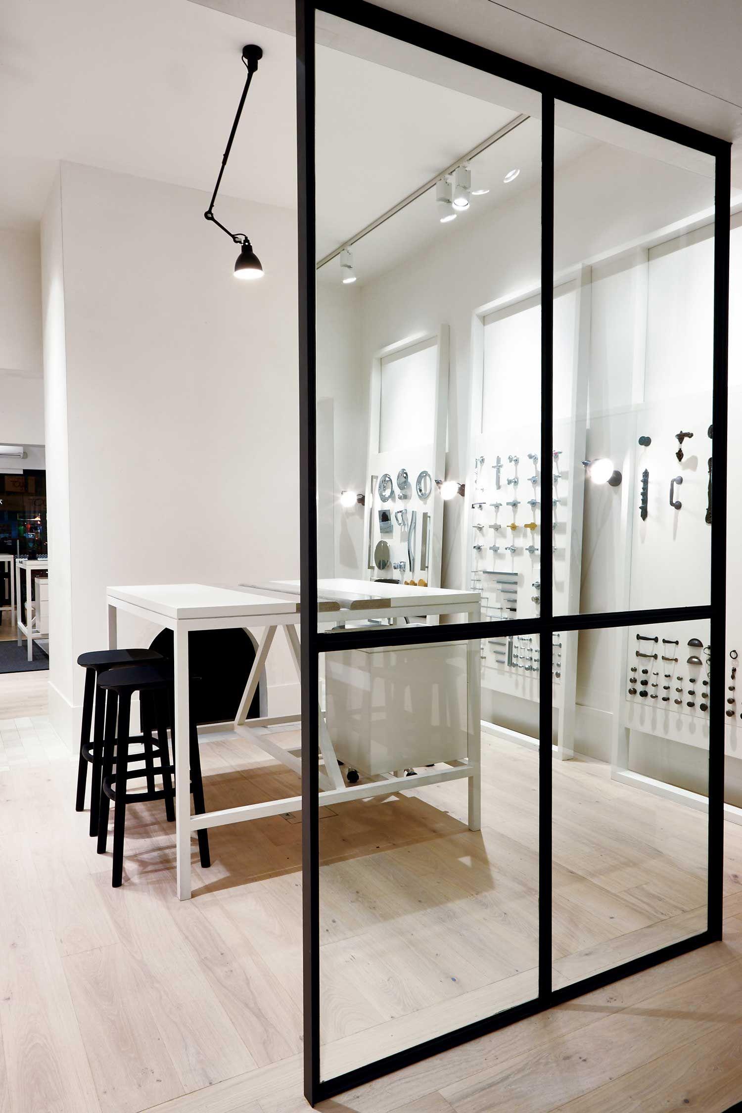 Pittella Melbourne Showroom by Hecker Guthrie | Showroom, Respect ...