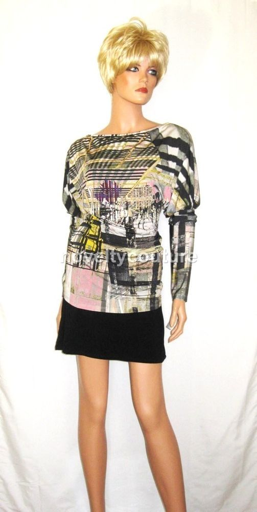 $245 New SAVE THE QUEEN Cocktail Top T42-44 / UK 14-16 / XL (extra-large) at NOVELTY COUTURE http://stores.ebay.com/NOVELTY-COUTURE #savethequeen #style #fashion #noveltycouture  #dress #cocktaildress #promdress #wedding  #birthday #party