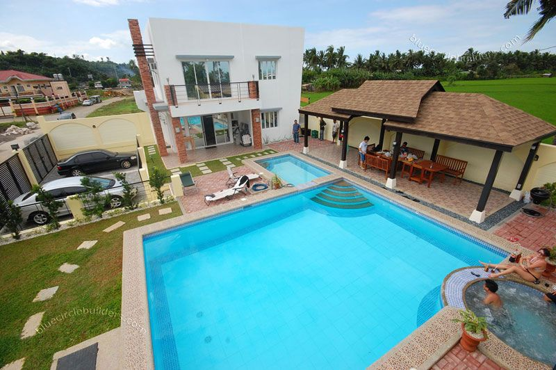 Vacation House Design With Swimming Pool Philippines Swimming