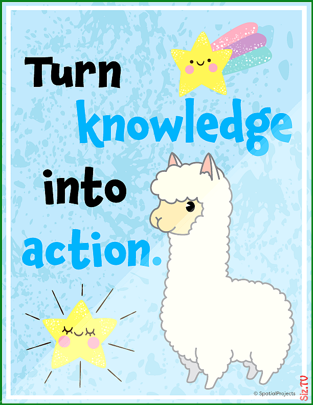 Llama Classroom Decor  Posters for Back to School Bulletin Boards Llama Classroom Decor  Posters fo