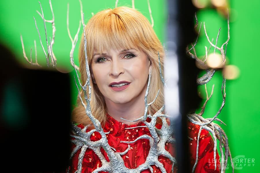 Toyah Willcox In The Court Of The Crimson Queen 2019 Hair Wrap Willcox Style