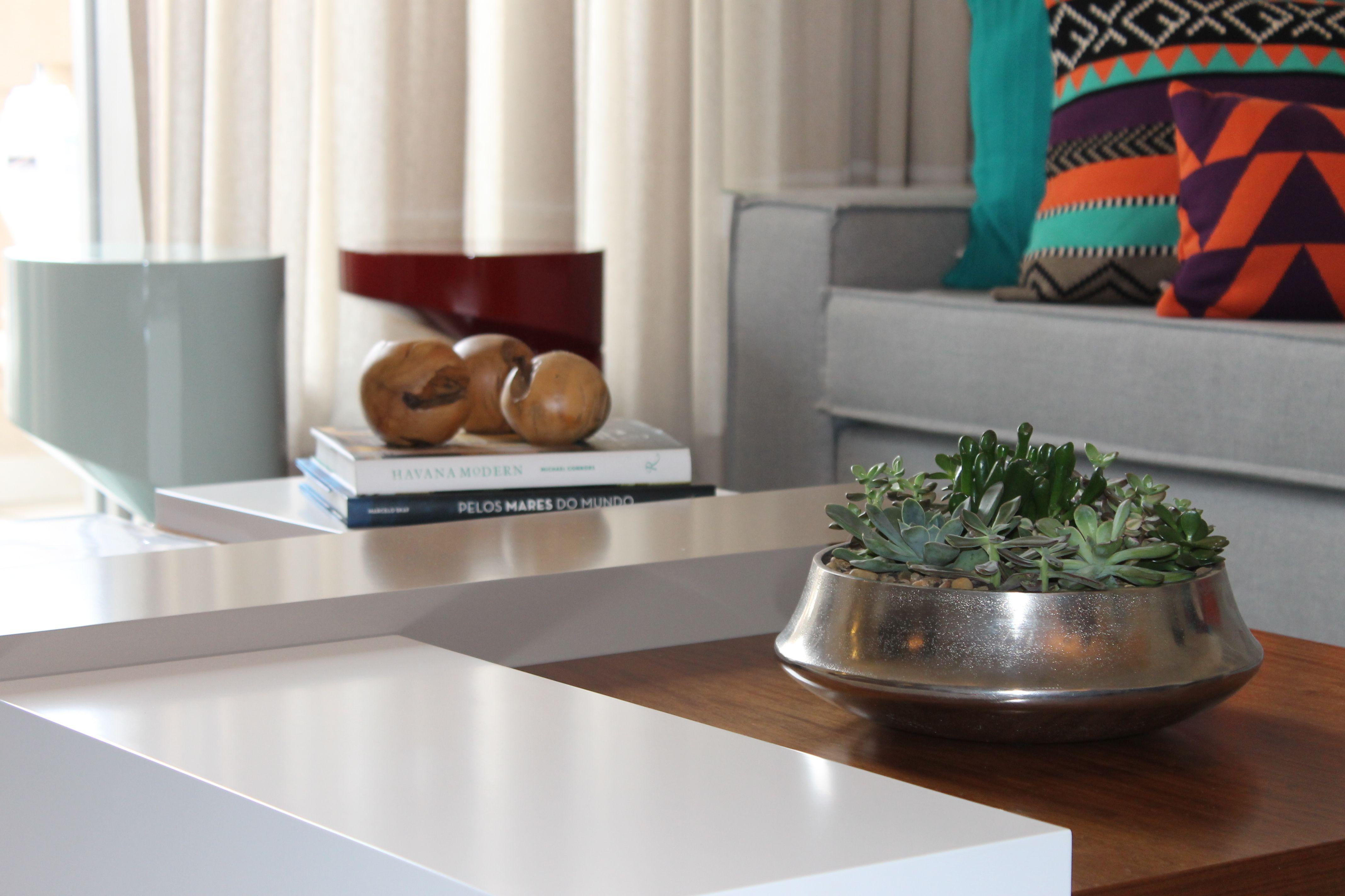 Plantinhas sempre!!! Cajuí Design de Interiores