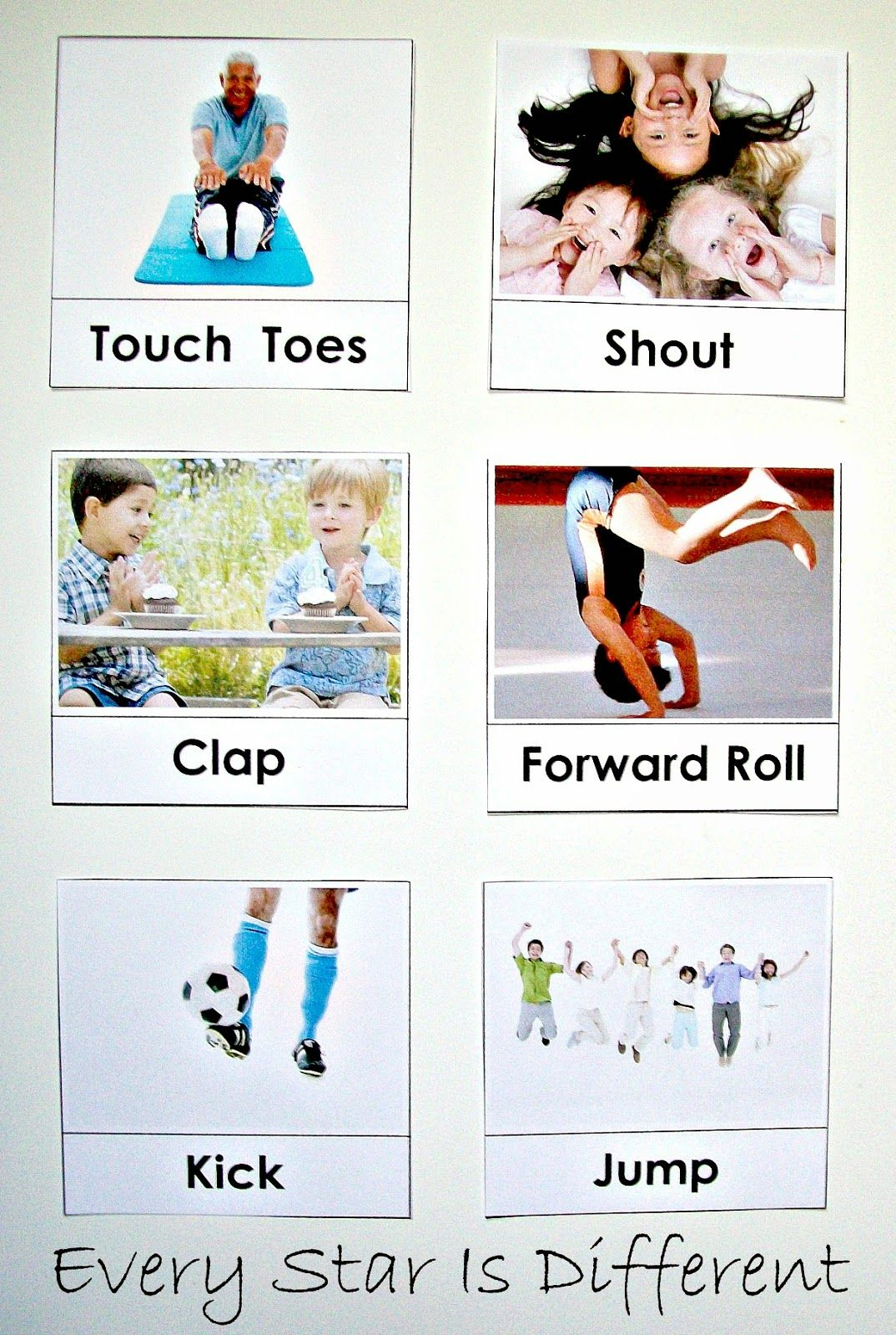 My Body Activities For Tots Amp Preschoolers W Free
