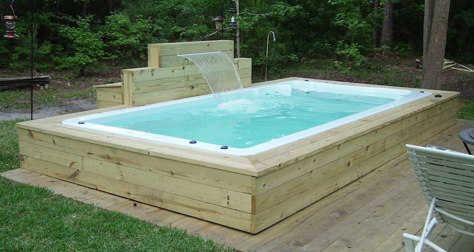 make a deck for a whirlpool - Google Search Whirlpool Pinterest