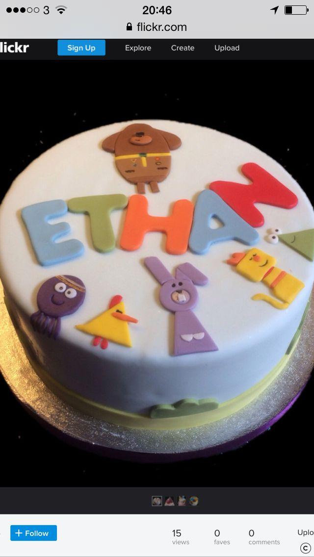Hey Duggee Cake Birthday Cake Pinterest Birthday Birthday