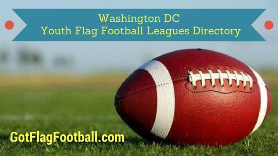 Washington Dc Youth Flag Football Leagues Near Me For Kids 2020 Directory Youth Flag Football Flag Football League Flag Football