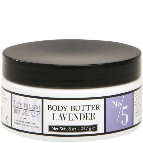 Lavender Body Butter 8 oz
