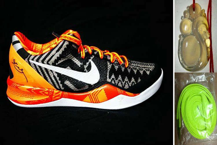 new products 9679c 00e6d ... best price free shipping to buy nike kobe 8 bhm anthracite pure  platinum sport grey 583107