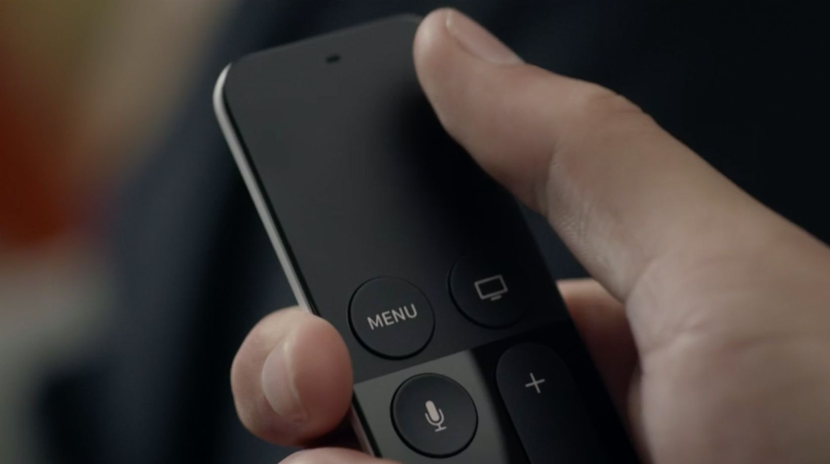 Voice commands on Apple TV As close as it gets to talking