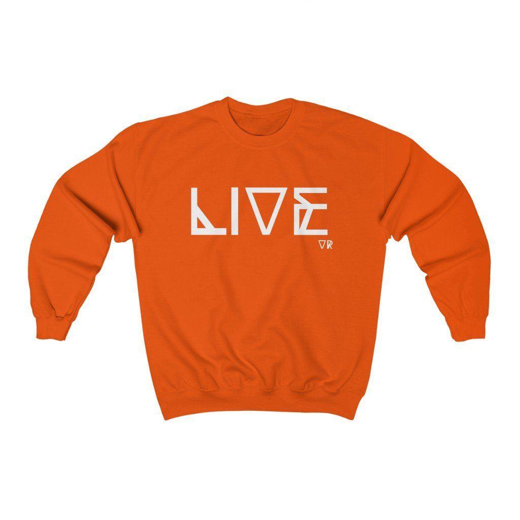LIVE Crew - Orange / S