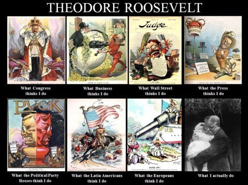 Teddy Roosevelt!!! Meme | Modern history, American history, History