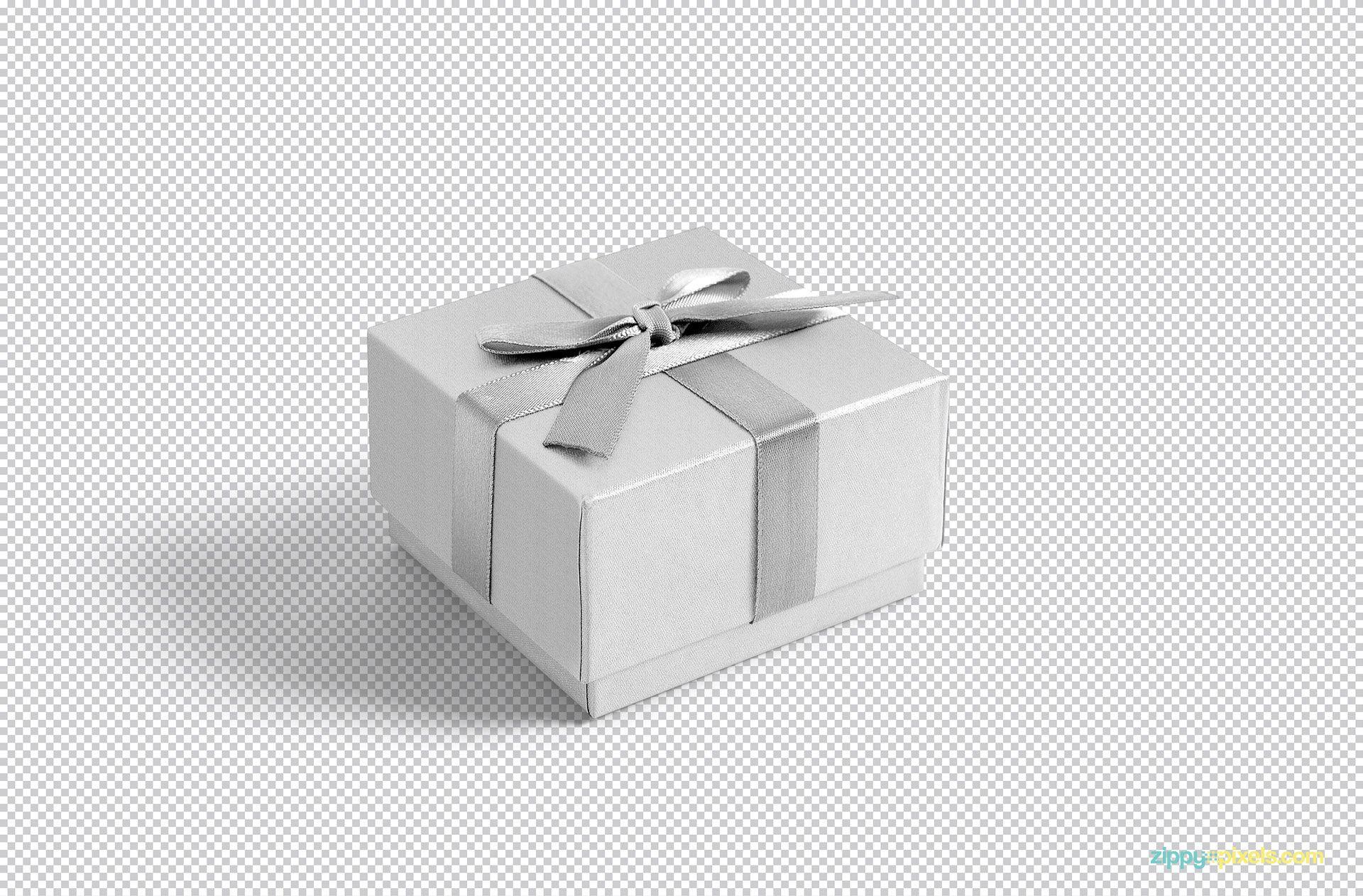 gorgeous free gift box mockup psd packaging mockups pinterest