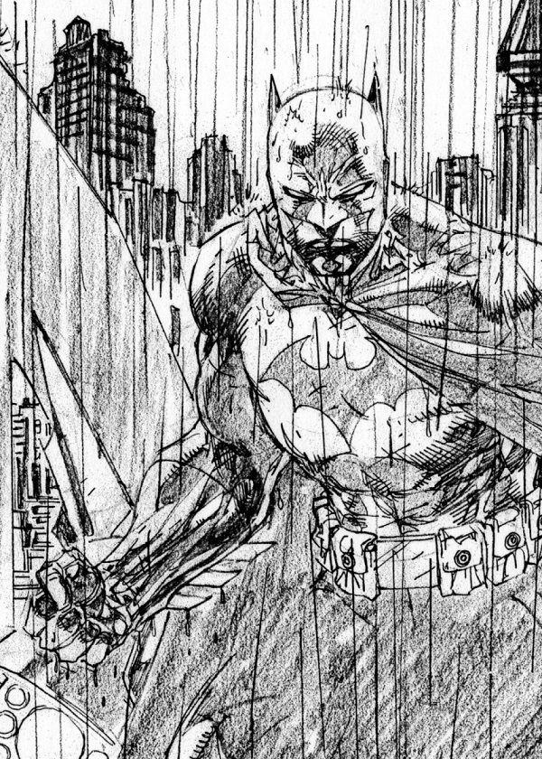 DC Comics Batman Hush Displate Posters