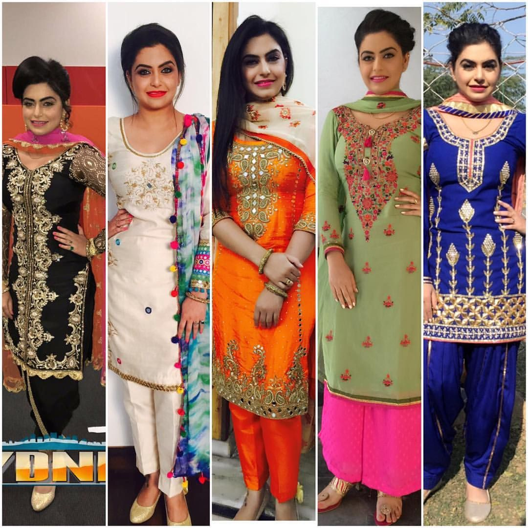 Pin by karmjit on New suit in 2019 | Designer punjabi suits
