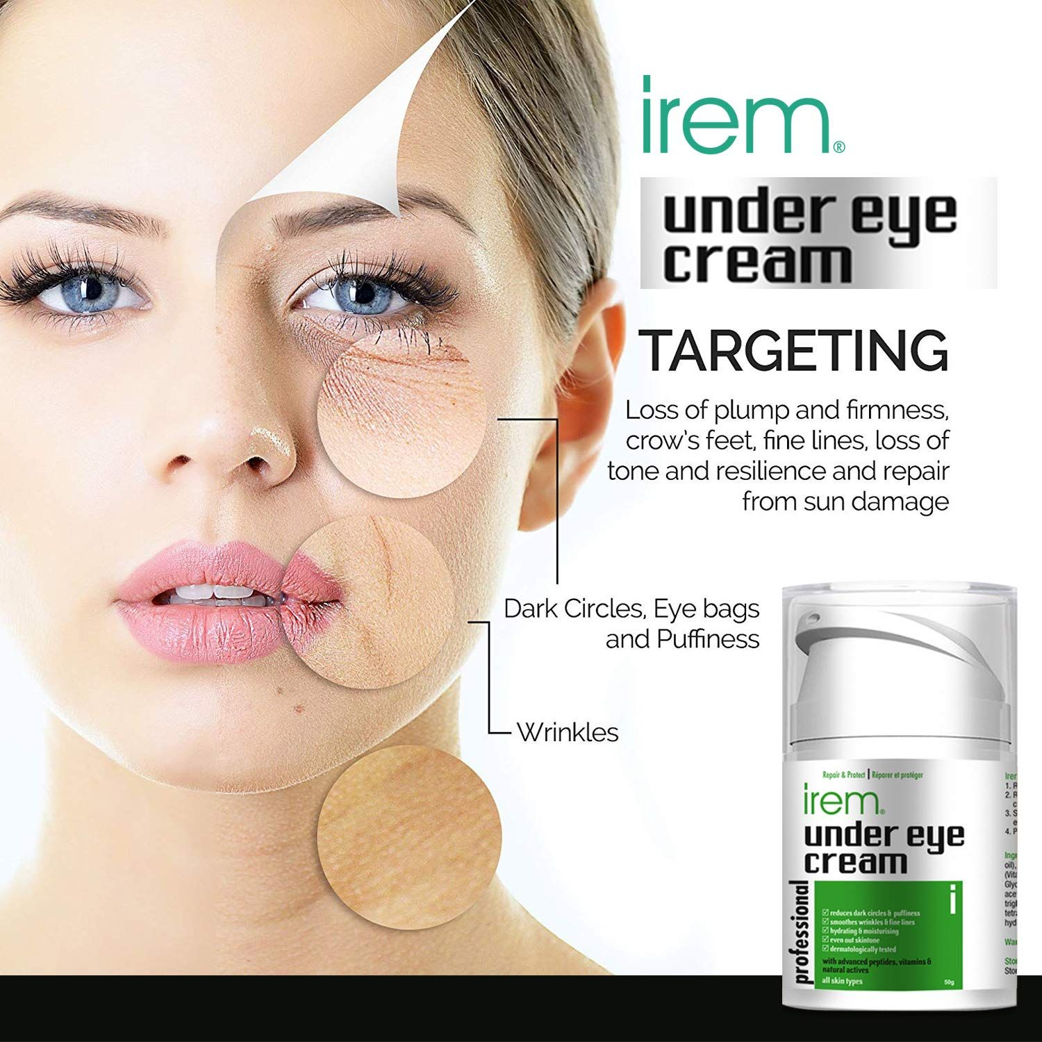 Pin By Review Korner On Eye Care Best Under Eye Cream Undereye