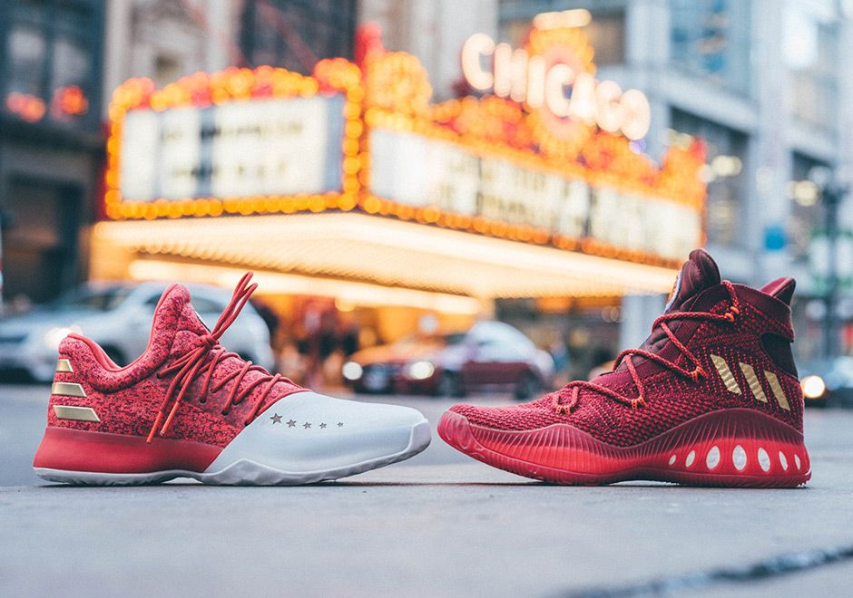 sneakers  news adidas Unveils 2017 McDonald s All American Game Footwear    Uniforms 27f44a913