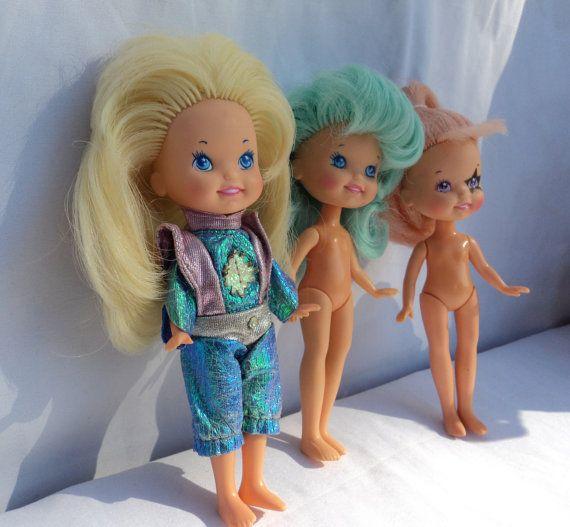 Moondreamers Dolls Sparky Dreamer, Dream Gazer, Whimzee -8569