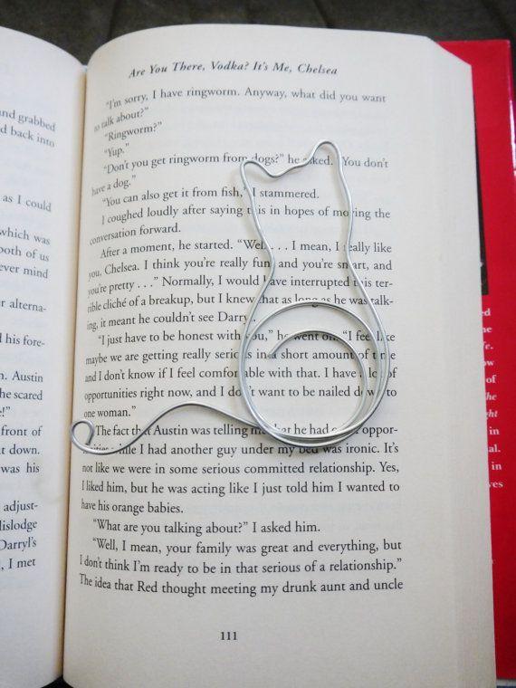 segnalibro | tille e tupi | Pinterest | Wire art, Bookmarks and Wire ...
