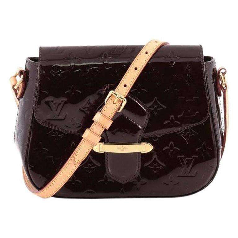 6a3a65b2947 Louis Vuitton Bellflower Handbag Monogram Vernis GM   Louis vuitton ...