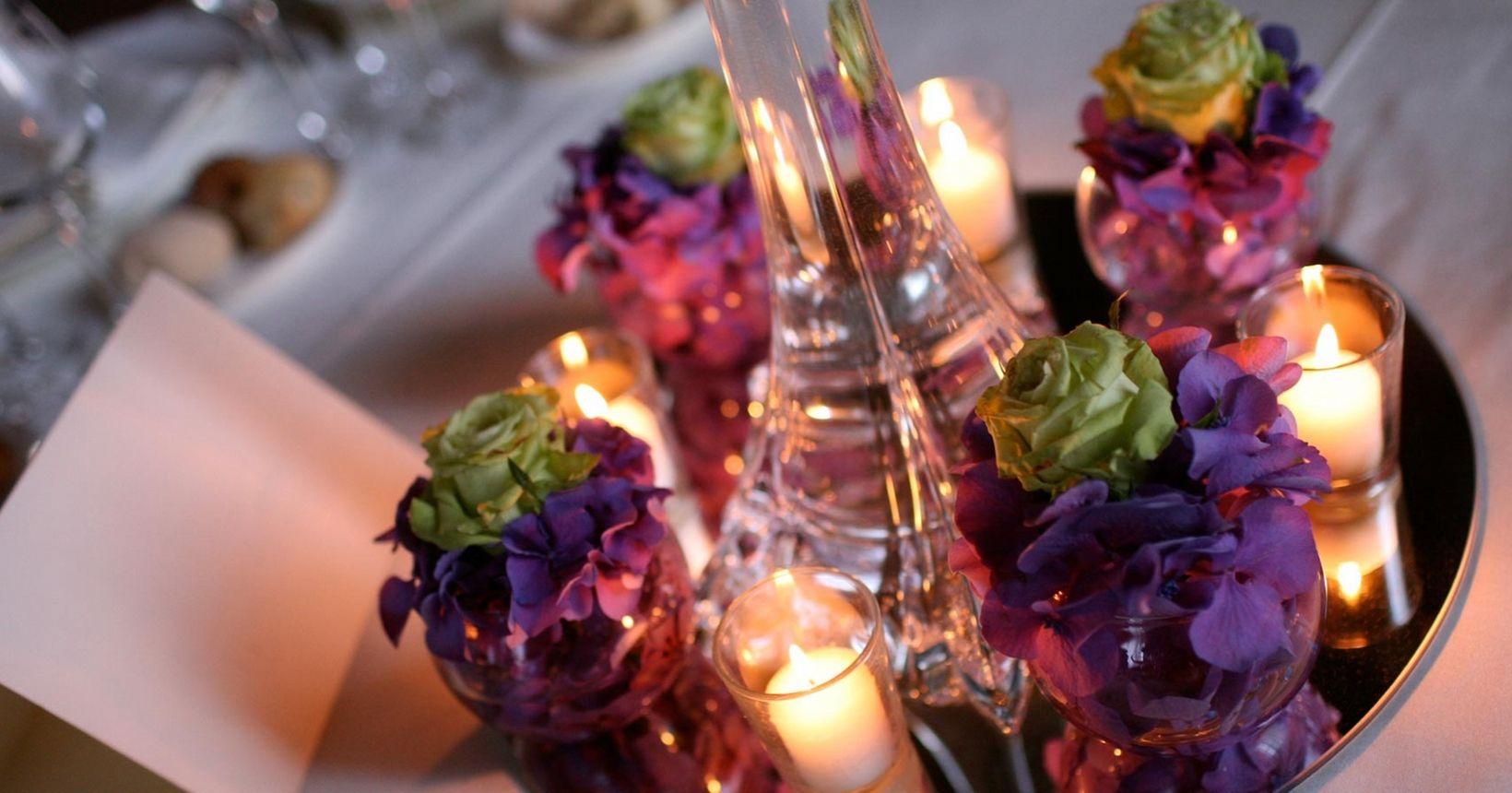mazzolini, candele
