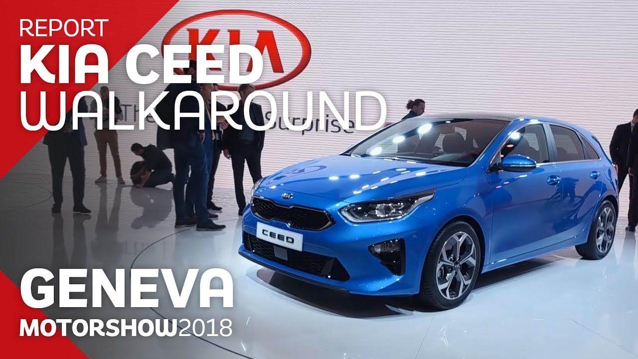 2019 Kia Ceed 2018 Geneva Motor Show (With images) Kia