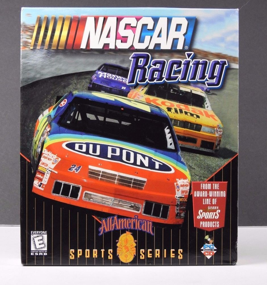 NASCAR Racing All American Sports Series (PC, 1996