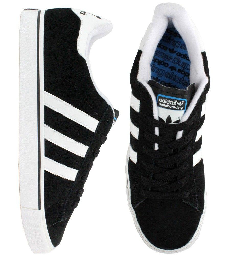 adidas campus, te le scarpe nere / running bianche adidas