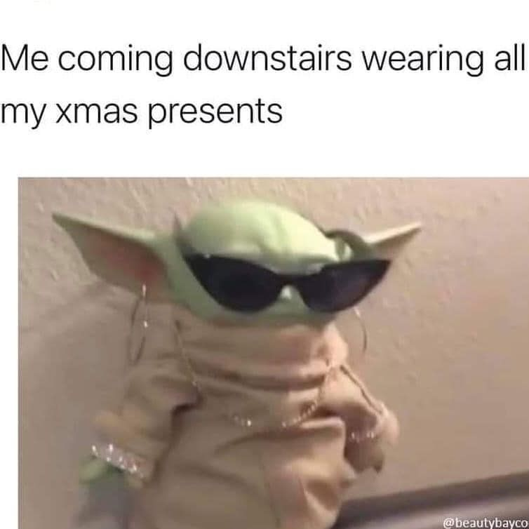 Pin By Louang Cruz On Baby Yoda In 2021 Really Funny Memes Funny Relatable Memes Crazy Funny Memes