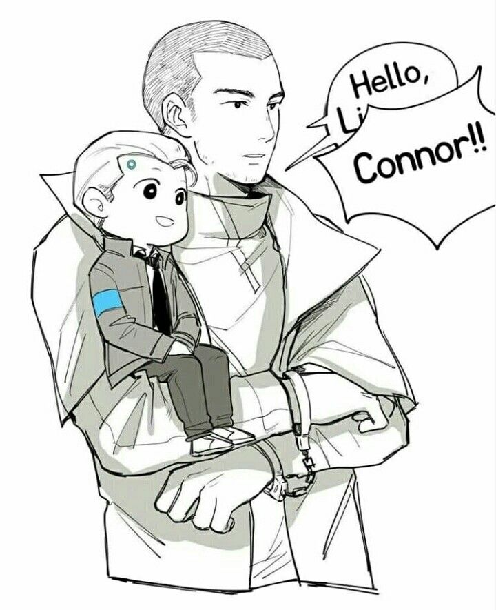 Pin By 欣宜 林 On Detroit Become Human Detroit Become Human Connor Detroit Become Human Detroit