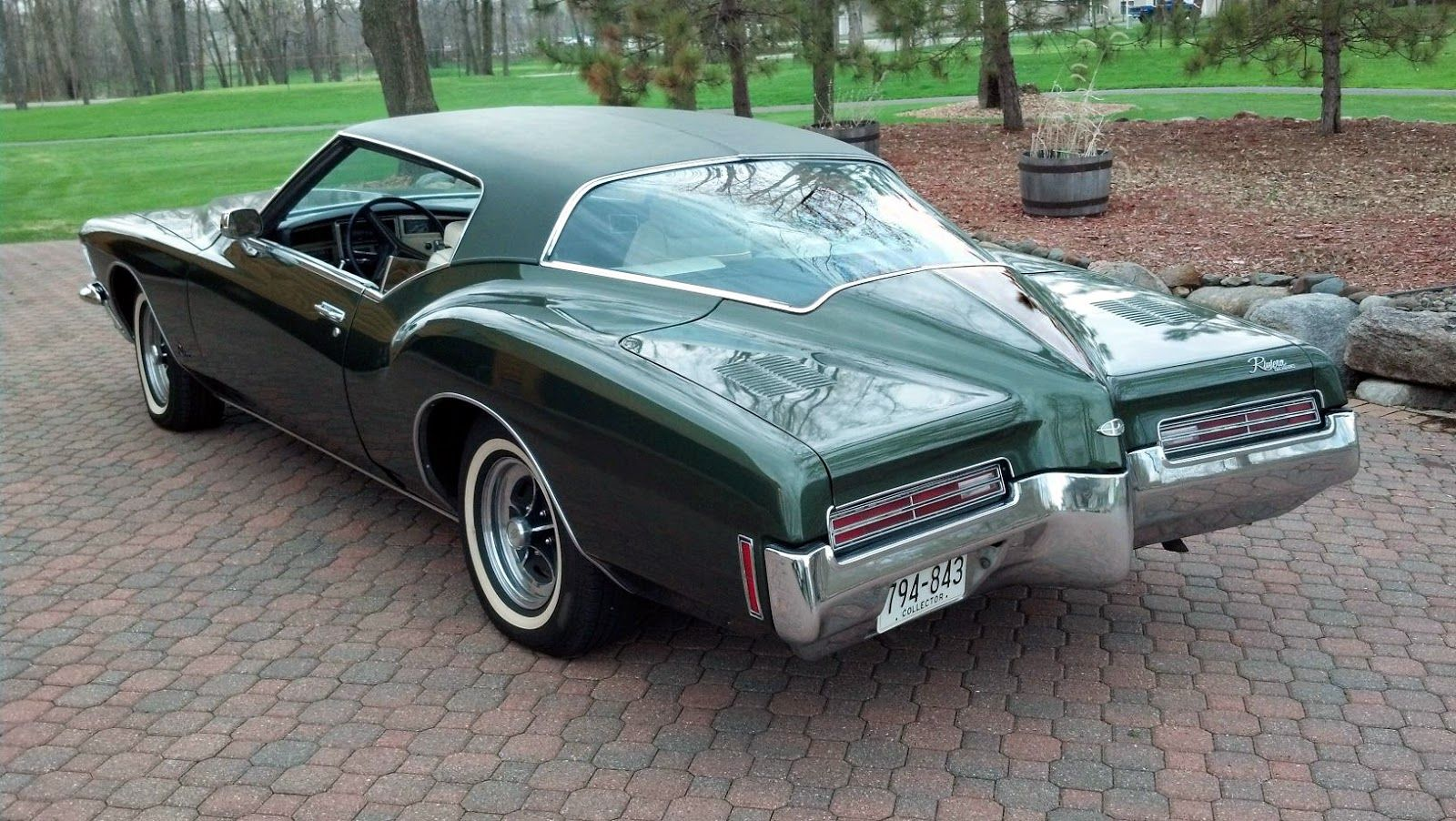 1971 buick riviera features amazing and unusual design especially the rear end fastly gained a. Black Bedroom Furniture Sets. Home Design Ideas