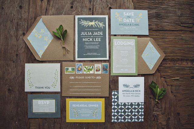 Fresh Love Wedding Collection by miss jamie elizabeth, via Flickr