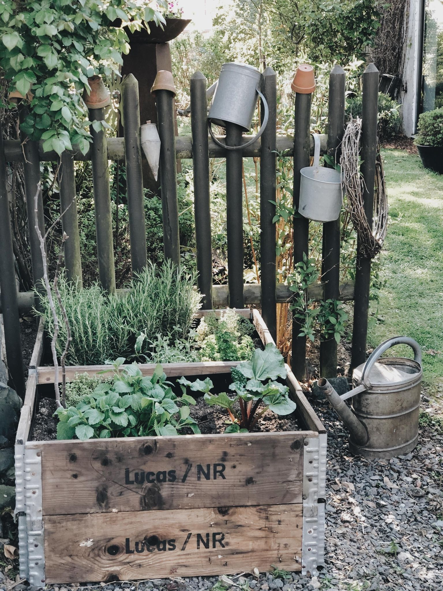 Photo of #garten #hochbeet #vintage – Gartengestaltung Ideen