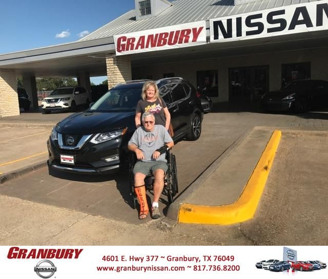Congratulations Sterling On Your Nissan Rogue From Robert Lewis At Granbury Nissan Https Deliverymaxx Com Dealer Nissan Happy Anniversary Customer Photos