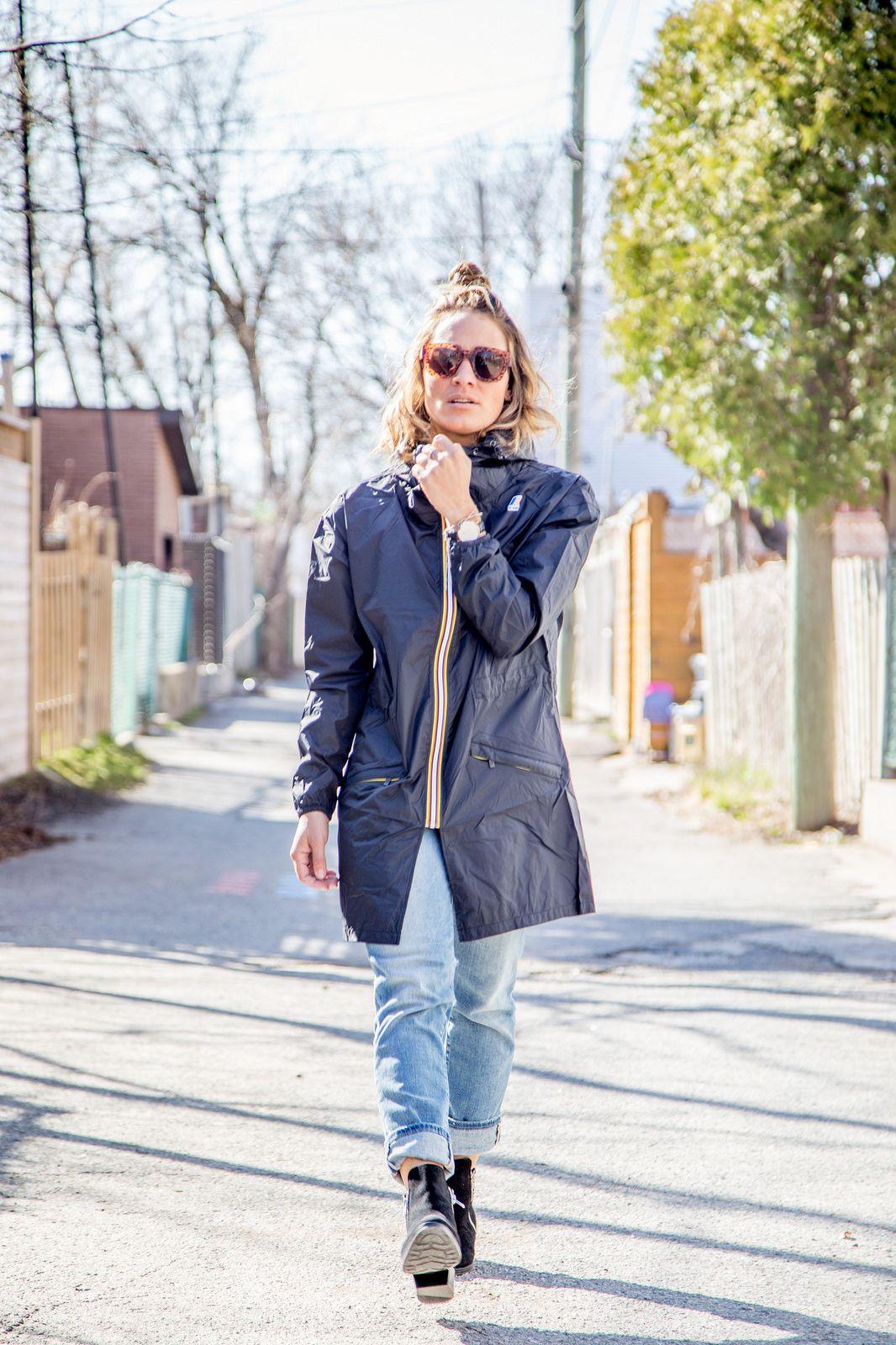 Le Vrai Eiffel 3 0 K Way Camille Dg Rain Wear Tracksuit Winter Jackets
