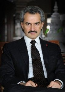 Prince Alwaleed Bin Talal Alsaud earned a  million dollar salary - leaving the net worth at 30000 million in 2018