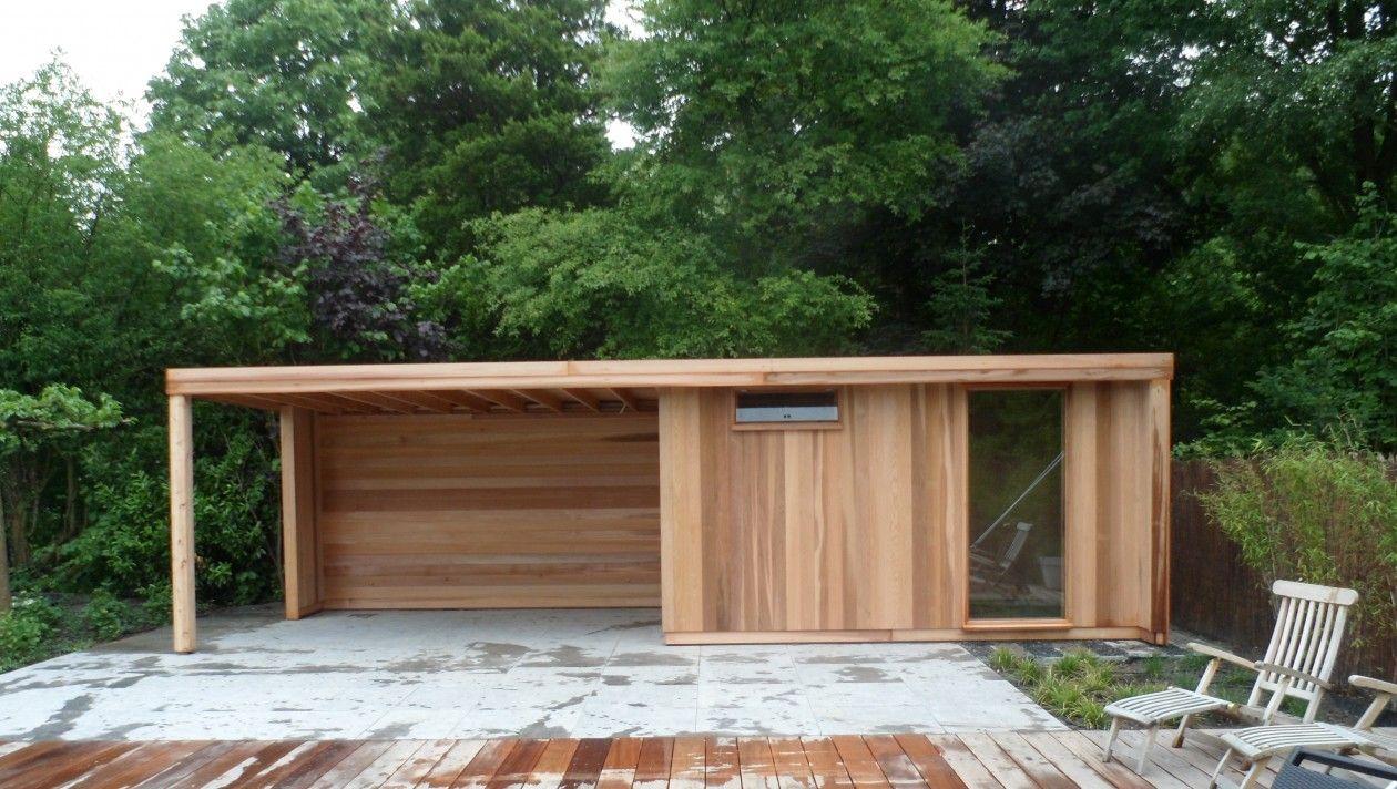 Tuinhuis tekeningen tuinhuis pinterest tuinhuis zoeken en google - Moderne stijl lounge ...