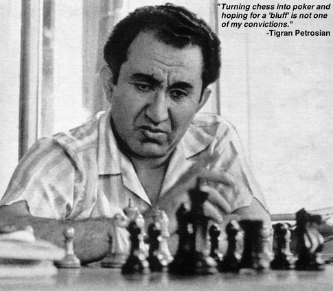 Iron Tigran aka Tigran Petrosian  :-  His impenetrable defenses and solid pawn structures made it almost impossible for enemy to attack his king.