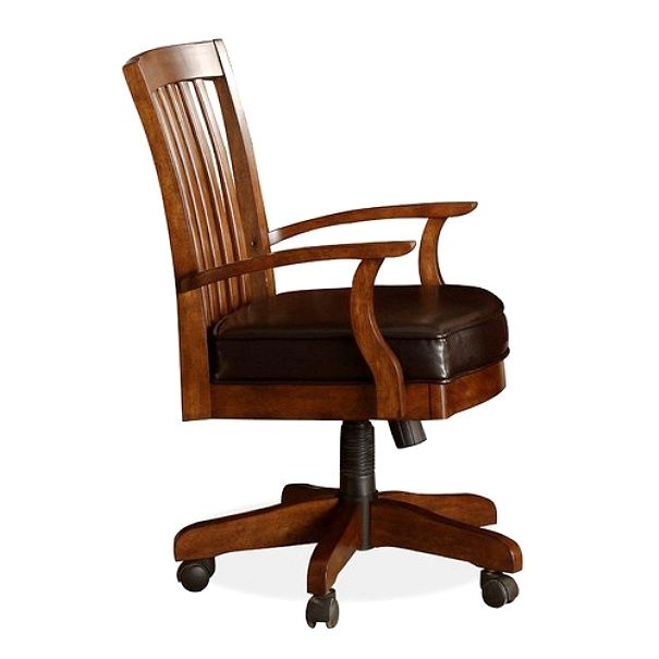The Advantages Of The Wooden Office Chair Over Other Chairs Yonohomedesign Com In 2020 Wooden Office Chair Office Chair Wooden Desk Chairs