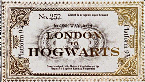 Kismet Harry Potter Ticket Harry Potter World Harry Potter Love