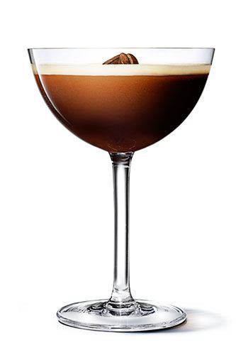 Vanilia Espresso Martini  Serves: 1  Hello, staying up all night dancing! Let's all raise a glass to an espresso martini with a delicious vanilla twist. We'll take three, please.   2 parts Absolut Vanilia 1 part Kahlua 1 part espresso 1 dash simple syrup 3 whole coffee beans for garnish Fill a shaker with ice cubes. Add all the ingredients, shake, and strain into a cocktail glass. Finish by garnishing with coffee beans.  #refinery29 http://www.refinery29.com/holiday-cocktails#slide-10