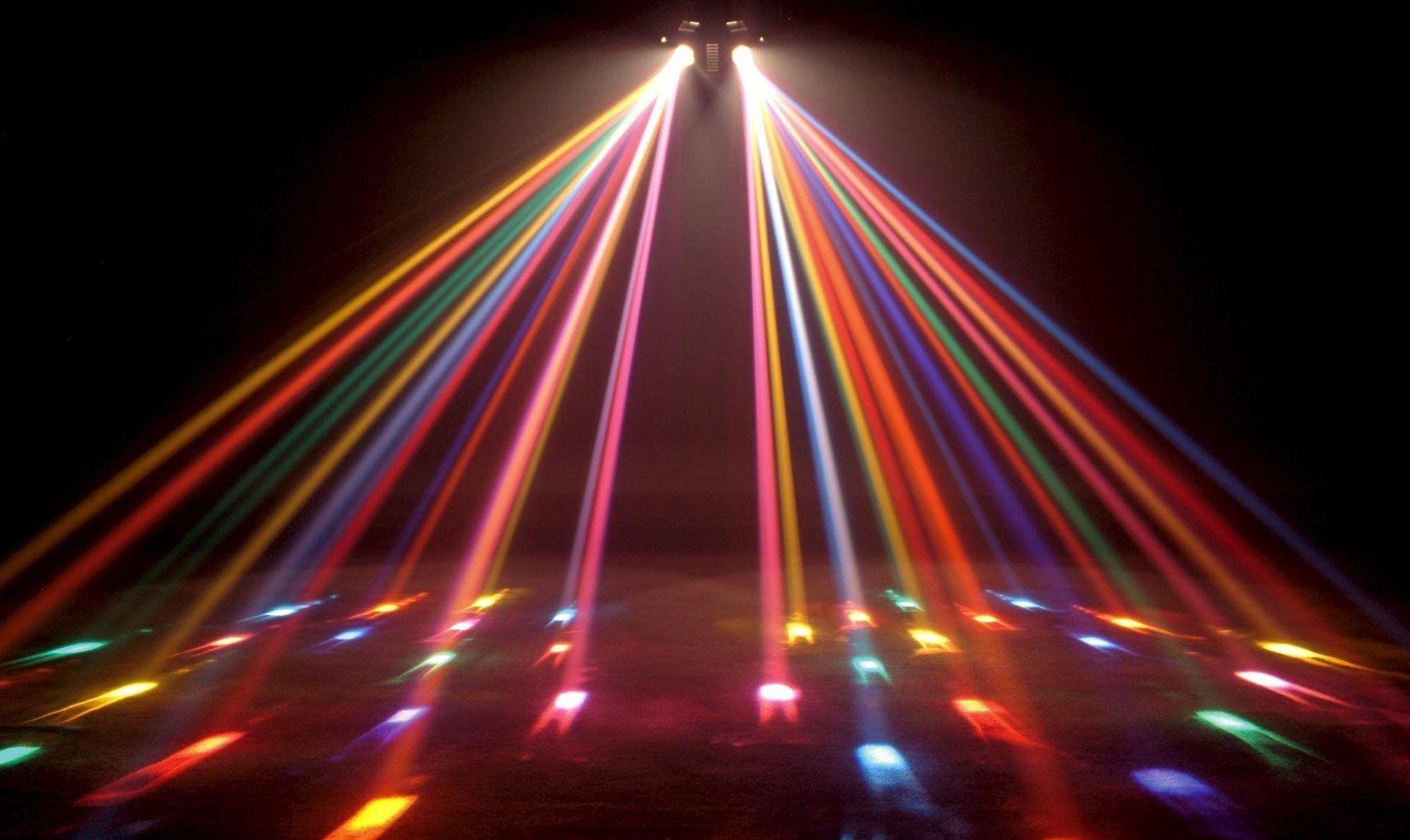 Home Garden City Discos Gambar Lampu Pengeditan Foto