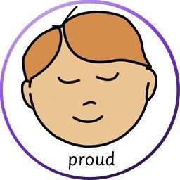 Emotion Faces Pecs Cards Bsl For Kids Emotion Faces Emotions Cards